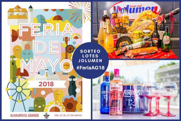 Sorteo de LOTES JOLUMEN con motivo de la Feria de Mayo de Alhaurín el Grande